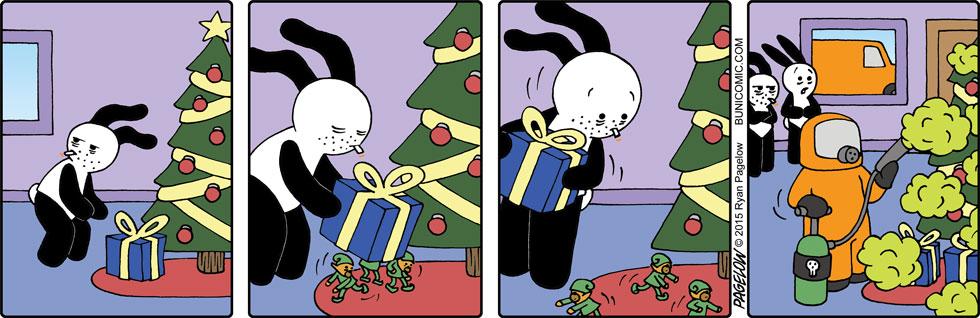 Christmas visitor
