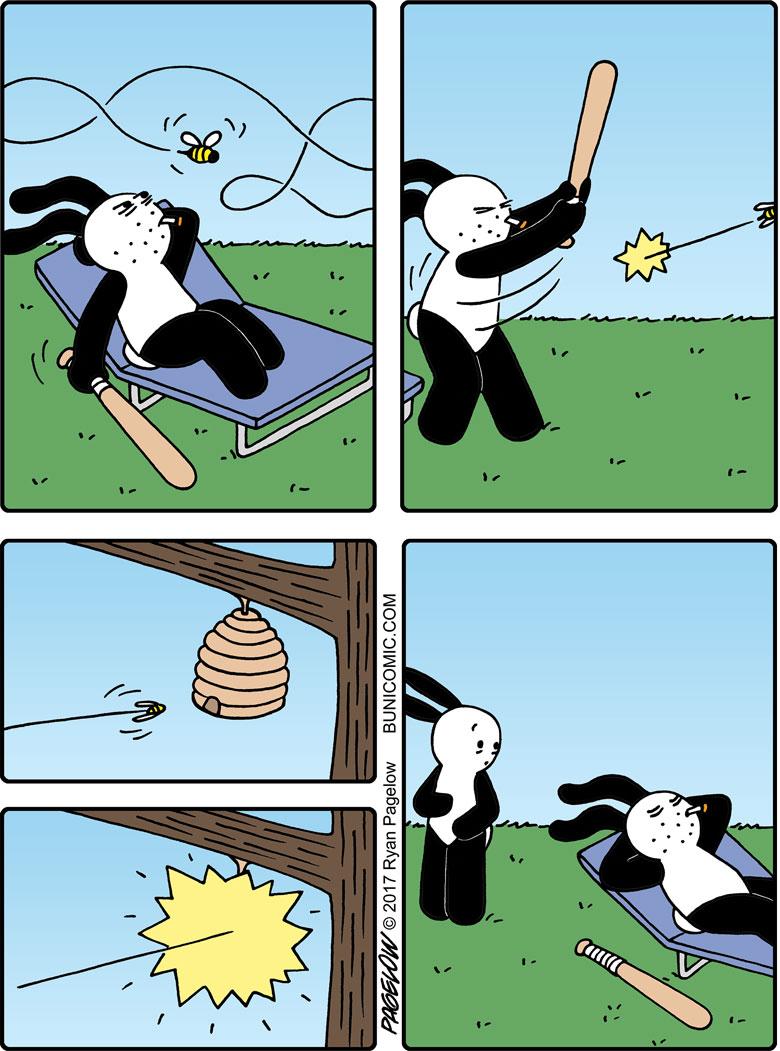 Bee Gone