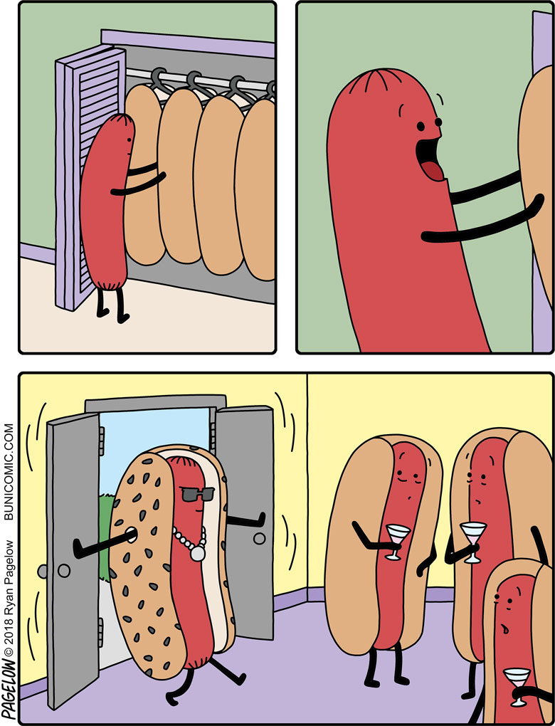 Hot Doggin'