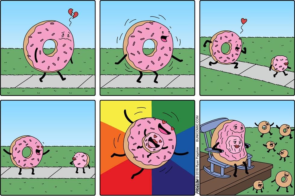 Donut Whole
